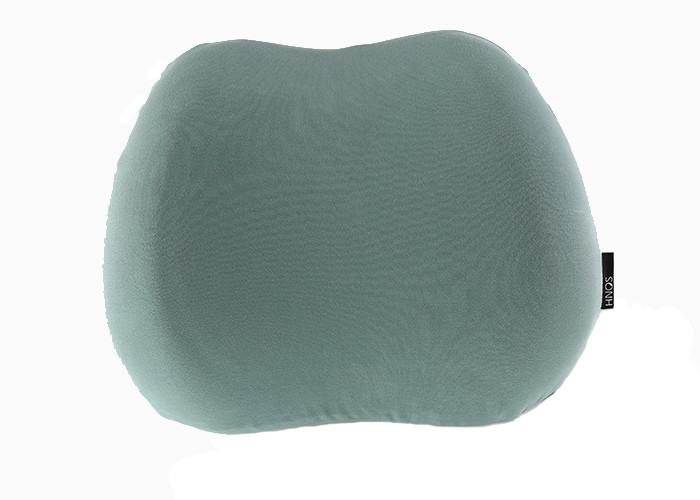 Waist Memory Foam Back Cushion Protect Back For Wheelchair / Car Seat